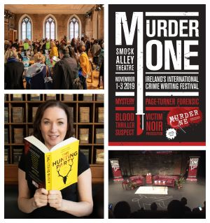 Murder One International Crime Writing Festival